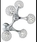 Corp de iluminat  nodi crystal pl5