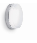 Plafoniera Toffee, 1 LED, 500 Lm, D:150 mm, H:60 mm, Alba