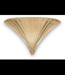Aplica Santa Mare, 1 bec, dulie E14; L:385 mm, H:215 mm, Auriu