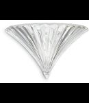 Aplica Santa Mare, 1 bec, dulie E14; L:385 mm, H:215 mm, Transparent