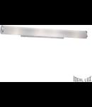 Aplica Camerino, 4 becuri, dulie E14, L:650 mm, H:80 mm, Alb