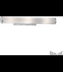 Aplica Camerino, 3 becuri, dulie E14, L:520 mm, H:80 mm, Alb