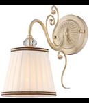 Aplica Elegant Vintage,1 x E14, 230V, D.30cm,H.28 cm,Bronz