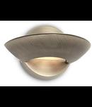 Aplica Lumina, 1 bec, dulie R7s, L:170 mm, H:100 mm, Brun