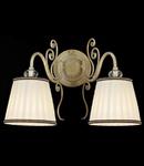Aplica Elegant Vintage,2 x E14, 230V, D.27 cm,H.28 cm,Auriu