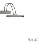 Aplica Bow, 36 LED, 144 Lm, L:260 mm, H:180 mm, Nichel