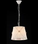 Lampa Elegant Lea,1 bec dulie E27, 230V,D.30cm, H.26 cm,Alb auriu