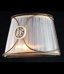 Aplica Elegant Letizia,1 x E14, 230V, D.28cm,H.19 cm,Bronz