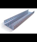 Jgheab metalic H 35mm,l 100mm,L 3000 mm
