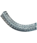 Cot ridicator/coborator pentru jgheab metalic H 35mm,latime 200mm