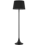 Lampa de podea London 1 bec, dulie E27, D:500 mm, H:1740 mm, Negru