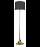 Lampa de podea London 1 bec, dulie E27, D:500 mm, H:1740 mm, Alama
