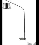 Lampa de podea Daddy 1 bec, dulie E27, L:1180 mm, H:1970 mm, Crom