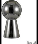 Veioza Birillo Mare,1 bec, dulie E27, D:300 mm, H:545 mm, Crom