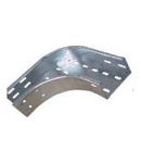 Piesa imbinare Cot 90° pentru jgheab metalic H 85 mm,latime 300mm
