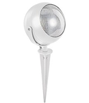 Corp iluminat plante Zenith Mic 1 bec LED, dulie GU10, D:120 mm, H:300 mm, Alb