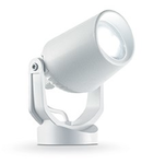 Corp iluminat plante Minitommy, 1 bec LED, dulie GU10, D:115 mm, H:350 mm, Alb