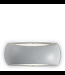 Aplica pentru exterior Francy-1, 1 bec, dulie E27, L:300 mm, H:130 mm, Gri