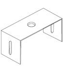 "Piesa accesoriu ""SUPORT Π"" 150 mm"