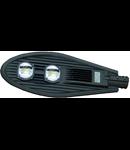 CORP ILUMINAT STRADAL IP65 LED COB 6000K 100W
