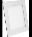CORP DE ILUMINAT PANEL LED PATRAT INCASTRAT, 140x140x20mm,6400K,9W