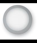 Aplica Berta mare, 1 LED, dulie GX53, D:360 mm, H:95 mm, Gri