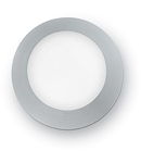 Aplica de exterior Berta mica, 1 LED, dulie GX53, D:200 mm, H:70 mm, Gri