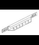 Reductie pentru jgheab metalic 50 mm
