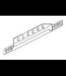 Piesa de capat pentru jgheab metalic 300 mm
