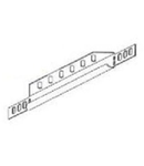 Piesa de capat pentru jgheab metalic 600 mm