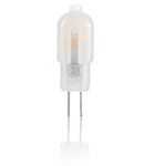Bec LED Plastica, dulie G4, 1.5 W - 3000 K, lumina calda