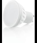 Bec LED Ceramica, dulie GU10, 7 W - 4000 K, lumina neutra