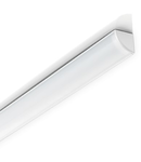 Profil LED unghiular aluminiu