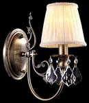Aplica Elegant Latona,1 x E14, 230V, D.28cm,H.32 cm,Bronz