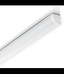 Profil LED unghiular alb