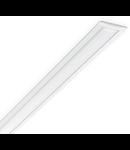 Profil LED incastrabil aluminiu