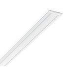 Profil LED incastrabil alb
