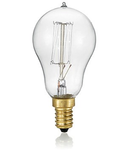 Bec incandescent decorativ Sfera, 40W, E14, 130Lm