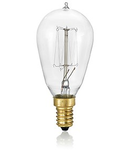 Bec incandescent decorativ Cono, 40W, E14, 130Lm