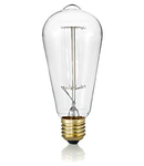 Bec incandescent decorativ Cono, 40W, E27, 130Lm
