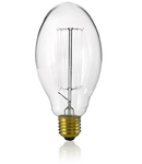 Bec incandescent decorativ Ovale, 40W, E27, 130Lm
