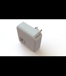 Power USB Adaptor priză- 1 port USB