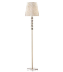 lampa de podea Queen, 1 bec, dulie E27, D:350 mm, H:1575 mm, Auriu