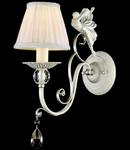 Aplica Elegant Elina,1 x E14, 230V, D.30 cm,H.36 cm,Argintiu