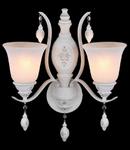 Aplica House Lampada,1 x E27, 230V, D.43 cm,H.49 cm,Alb