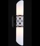 Aplica House Venera,2 x E14, 230V, D.12 cm,H.45 cm,Negru