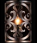 Aplica House Venera,1 x E14, 230V, D.18 cm,H.27 cm,Maro