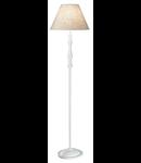 lampa de podea Provence, 1 bec, dulie E27, D:420 mm, H:1590 mm, Alb