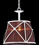 Lampa suspendata  House Country,1 x E27, 230V, D.32cm,H.34 cm,Alb