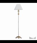 lampa de podea Firenze mica, 1 bec, dulie E27, D:420 mm, H:1650 mm, Alb